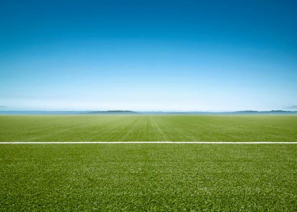 Football Field:スマホ壁紙(壁紙.com)