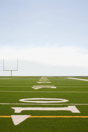 Number 10「Football field」:スマホ壁紙(5)