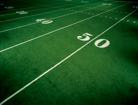Number「Football Field」:スマホ壁紙(14)