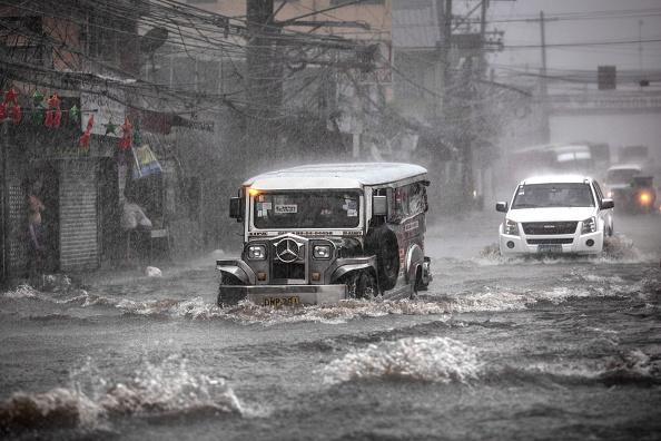 Weather「Typhoon Kammuri Hits The Philippines」:写真・画像(1)[壁紙.com]