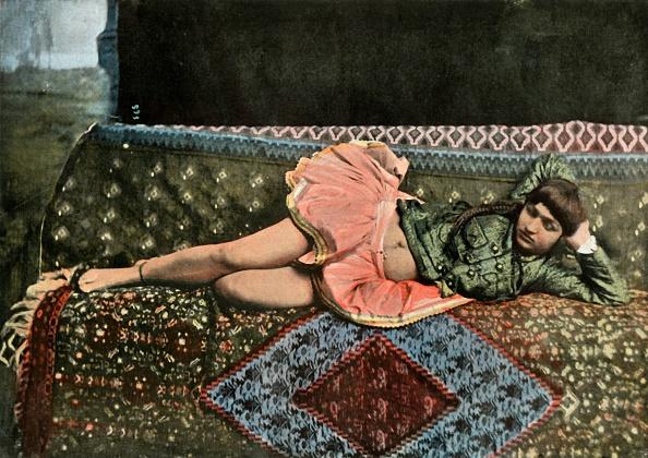 Barefoot「Persane Dans Le Harem」:写真・画像(16)[壁紙.com]