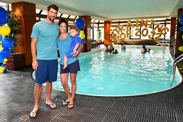 トップランキング「Huggies Little Swimmers Swim Class With The Phelps Foundation」:写真・画像(1)[壁紙.com]