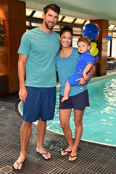 トップランキング「Huggies Little Swimmers Swim Class With The Phelps Foundation」:写真・画像(2)[壁紙.com]