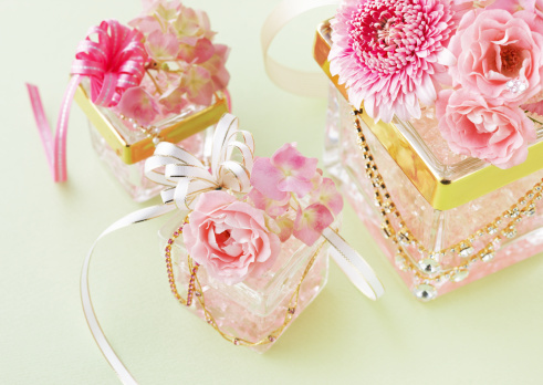 あじさい「Flower arrangement and accessory」:スマホ壁紙(3)