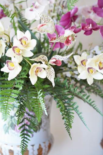 Frond「Flower arrangement」:スマホ壁紙(1)