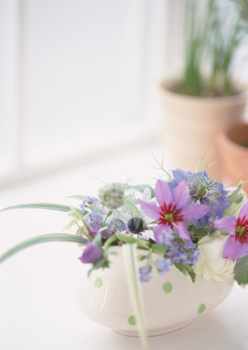 Surrounding「Flower Arrangement」:スマホ壁紙(0)