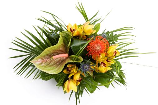 Bouquet「flower arrangement」:スマホ壁紙(12)