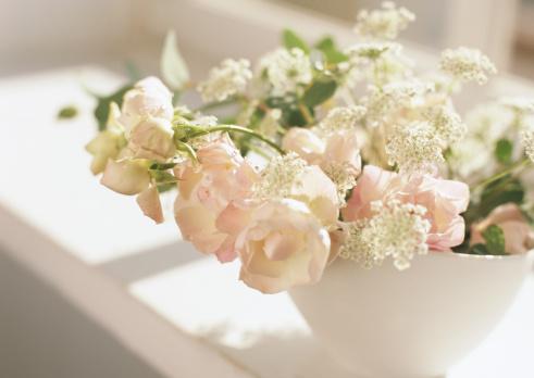花瓶「Flower arrangement」:スマホ壁紙(17)