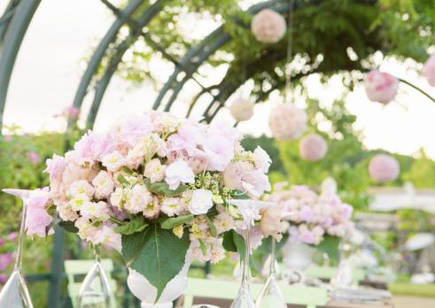 アジサイ「Flower arrangement」:スマホ壁紙(16)