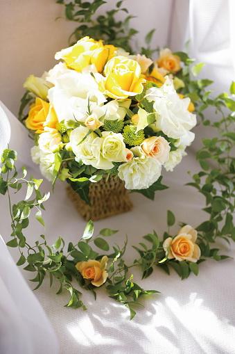 カーネーション「Flower arrangement」:スマホ壁紙(11)