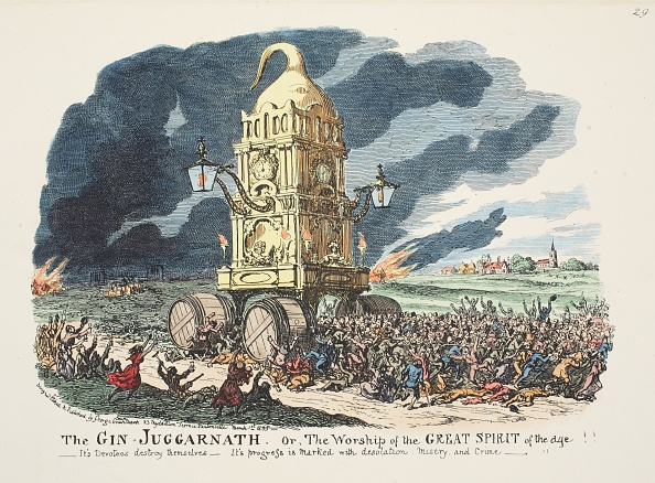 Gin「The Gin Juggarnath Or The Worship Of The Great Spirit Of The Age!! ?」:写真・画像(15)[壁紙.com]