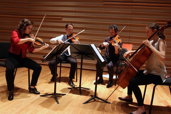 Joshua Roberts「Mivos Quartet」:写真・画像(7)[壁紙.com]