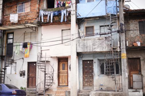 Housing Project「In the barrio」:スマホ壁紙(10)