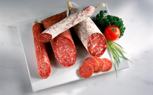 Choosing「Assorted Italian sausages」:スマホ壁紙(4)