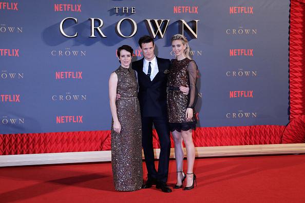 "Netflix「""The Crown"" Season 2 World Premiere - Red Carpet Arrivals」:写真・画像(17)[壁紙.com]"
