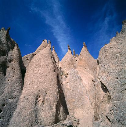 Pinnacle - Rock Formation「Rock formations of Cappadocia」:スマホ壁紙(1)