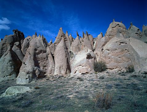 Pinnacle - Rock Formation「Rock formations of Cappadocia」:スマホ壁紙(15)