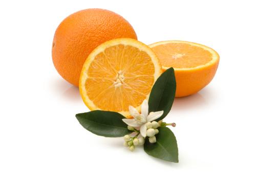 かんきつ類「へそのオレンジ」:スマホ壁紙(15)