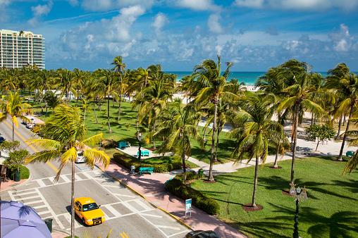 Miami Beach「Miami, South Beach, Lummus Park」:スマホ壁紙(0)