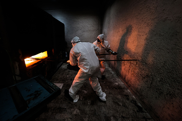 Mexico「Coronavirus Death Toll In Mexico Is Now Fourth-Highest In The World」:写真・画像(12)[壁紙.com]