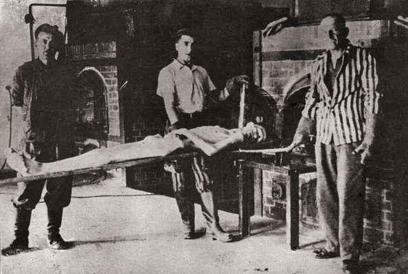 Oven「The Cremation At Auschwitz」:写真・画像(0)[壁紙.com]
