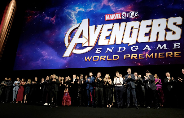 "Premiere Event「Los Angeles World Premiere Of Marvel Studios' ""Avengers: Endgame""」:写真・画像(16)[壁紙.com]"