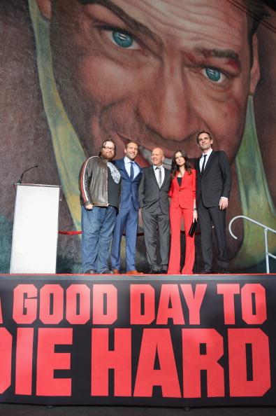 "John Moore「Twentieth Century Fox Celebrates 25 Years Of ""Die Hard""」:写真・画像(7)[壁紙.com]"