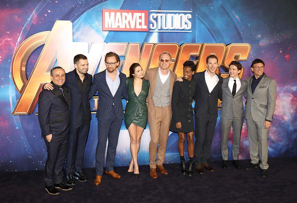 出来事「'Avengers Infinity War' UK Fan Event - Red Carpet Arrivals」:写真・画像(16)[壁紙.com]