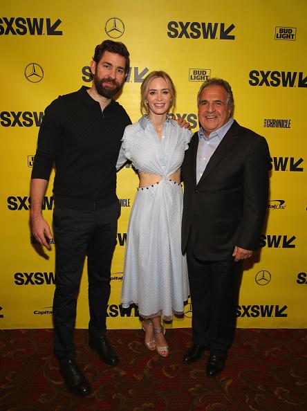 映画監督「'A Quiet Place' Opening Night Screening & World Premiere at the 2018 SXSW Film Festival」:写真・画像(3)[壁紙.com]