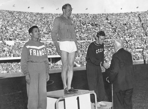 オリンピック「Helsinki 10,000 meters Medals」:写真・画像(7)[壁紙.com]
