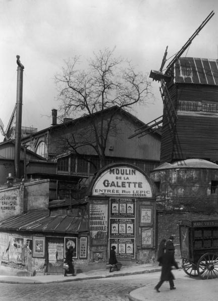 1900-1909「Moulin De La Galette」:写真・画像(5)[壁紙.com]