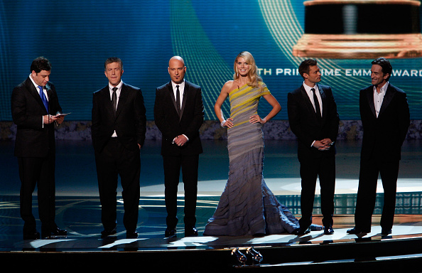 Mermaid Dress「60th Primetime Emmy Awards - Show」:写真・画像(14)[壁紙.com]