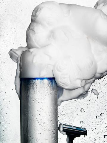 Blade「Shaving Cream and Razor」:スマホ壁紙(2)