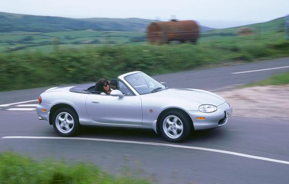 Journey「1999 Mazda MX5」:写真・画像(15)[壁紙.com]