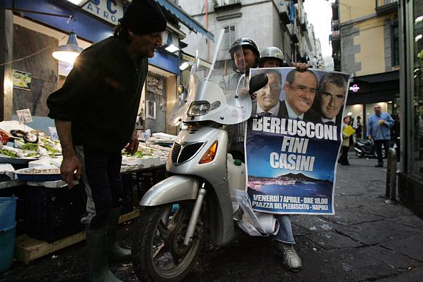 Italy Prepares For General Election:ニュース(壁紙.com)