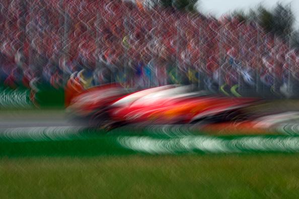 Formula One Grand Prix「Sebastian Vettel, Grand Prix Of Italy」:写真・画像(15)[壁紙.com]