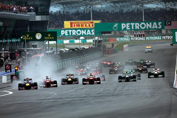 Malaysian Formula One Grand Prix「Sebastian Vettel, Fernando Alonso, Mark Webber, Felipe Massa, Lewis Hamilton, Adrian Sutil, Grand Prix Of Malaysia」:写真・画像(9)[壁紙.com]
