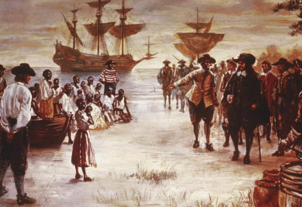 For Sale「Dutch Slave Ship Arrives In Virginia」:写真・画像(19)[壁紙.com]