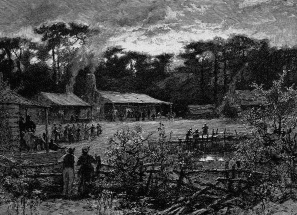 Plantation「Slaves On The Plantation」:写真・画像(8)[壁紙.com]