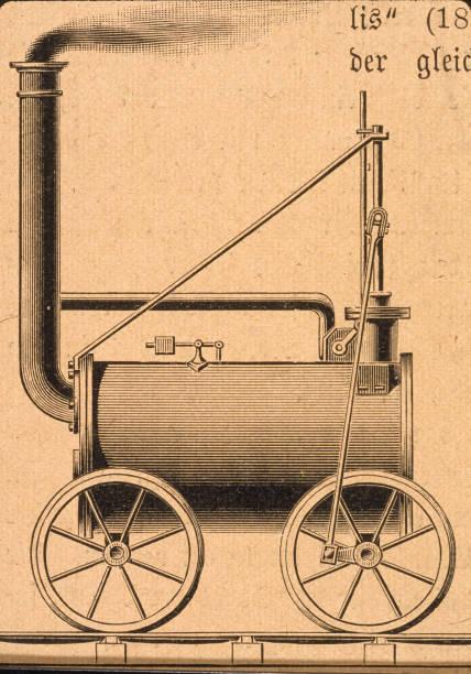 Trevithick's Locomotive Of 1804:ニュース(壁紙.com)