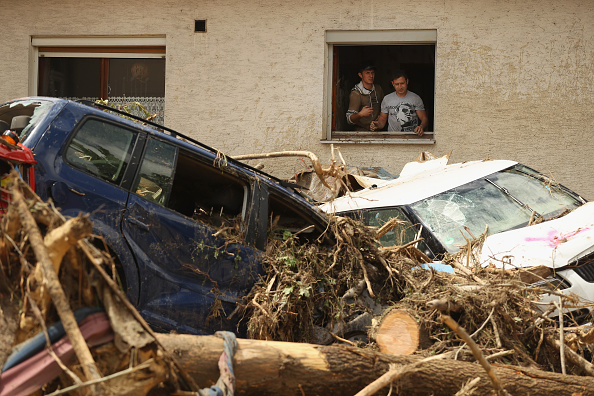 Extreme Weather「Storm Kills Three In Southern Germany」:写真・画像(15)[壁紙.com]