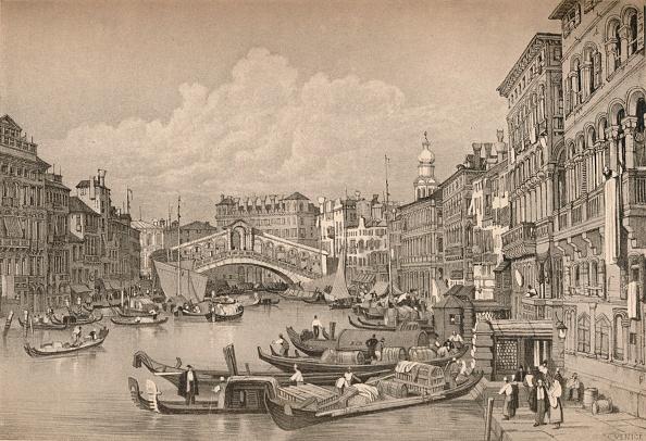 Tourism「'Venice', C1830 (1915)」:写真・画像(8)[壁紙.com]