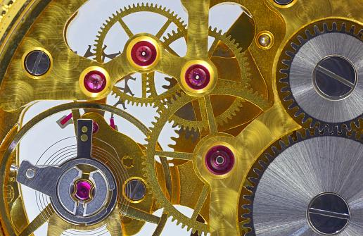 Watch - Timepiece「Clockwork」:スマホ壁紙(13)
