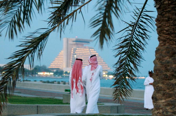 Qatar「Life Continues As Normal For Most In Qatar」:写真・画像(12)[壁紙.com]