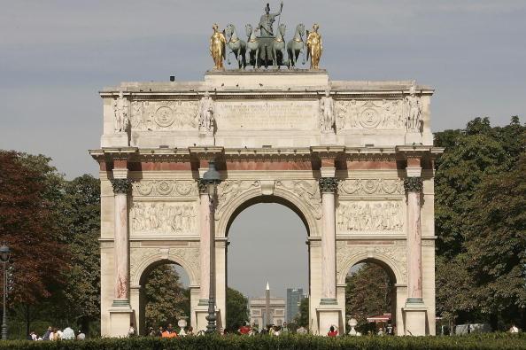 Architectural Feature「Da Vinci Code Locations」:写真・画像(5)[壁紙.com]