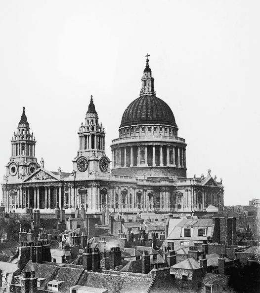 20th Century「St Paul's Cathedral」:写真・画像(2)[壁紙.com]