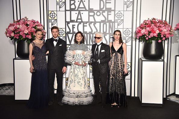 モナコ公国「Rose Ball 2017 To Benefit The Princess Grace Foundation In Monaco」:写真・画像(15)[壁紙.com]