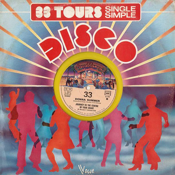 """Cover of 33 rpm vinyl records disco Donna Summer """"Hot Stuff"""" 1979:ニュース(壁紙.com)"""