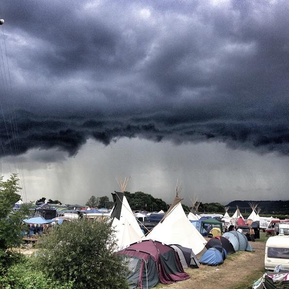 Worthy Farm「Alternative View - Glastonbury Festival」:写真・画像(0)[壁紙.com]