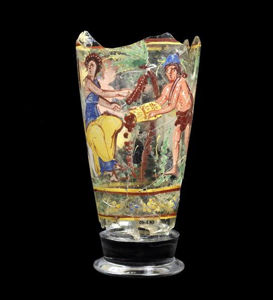 Wineglass「Ancient Treasures Of Afghanistan」:写真・画像(9)[壁紙.com]